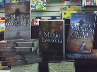 Magic's Child at Books Inc
