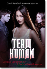 Team Human cover art